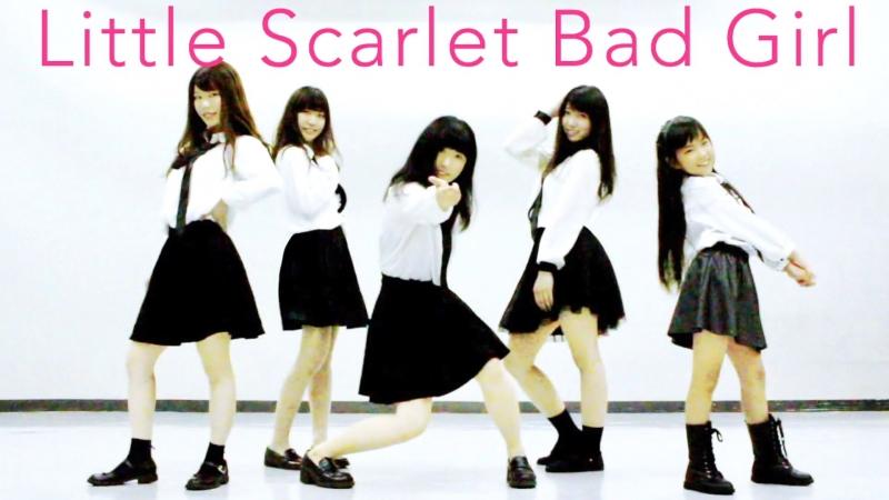 【ももにゃらのんゆりんちゅ】 Little Scarlet Bad Girl 踊ってみた 【東北組】 sm33551928