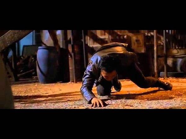Tony Jaa vs. Michael Jai White (Skin trade)