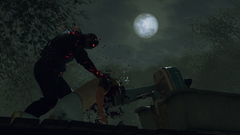 Friday the 13th The Game - Убийство у лодки