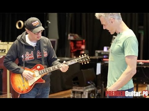 Rig Rundown - Joe Bonamassa [2018]