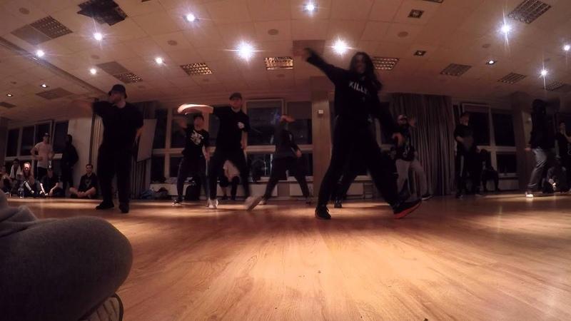 Bankroll Mafia Out My Face Choreography by Leroy Curwood