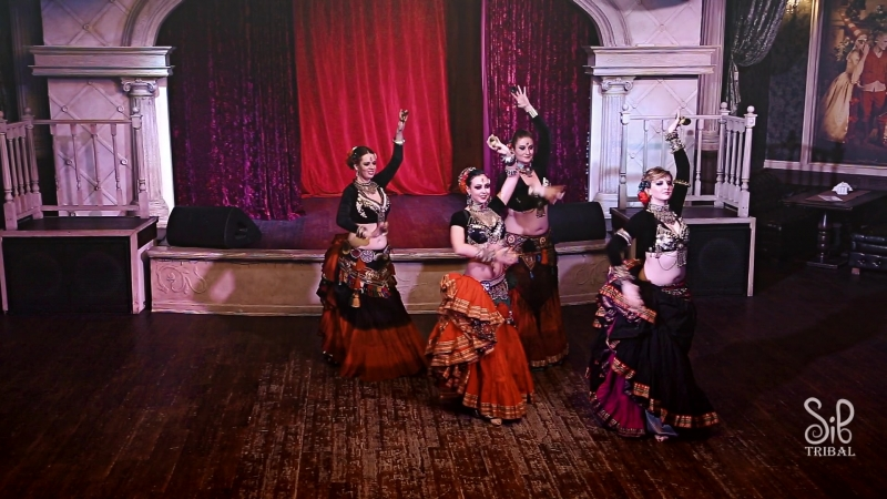 Sahra Party SIBTRIBAL 2018 | Tribal Pro FCBD® SS Анастасия Эпенетосская PANDUC FCBD® SS, ATS®