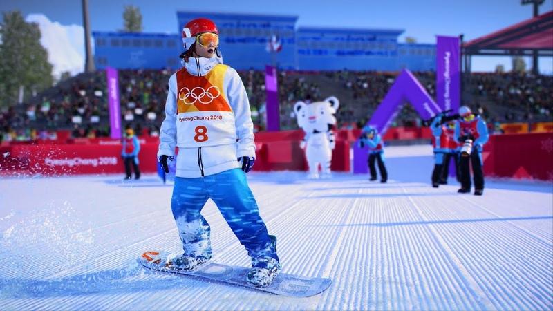 Прохождение Steep - Road to the Olympics (Часть 1)