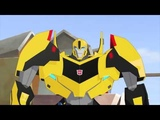 Transformers Robots in Disguise Bumblebee's Rallying Cries