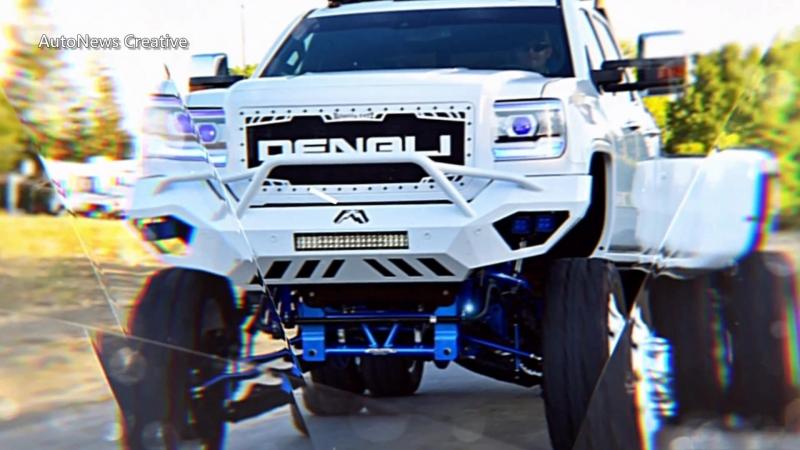 Ultimate Pickup Tuning - 2016 GMC Sierra 3500HD Denali