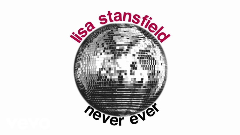 Lisa Stansfield - Never Ever (Rob Hardt Radio Edit) Lyric Video