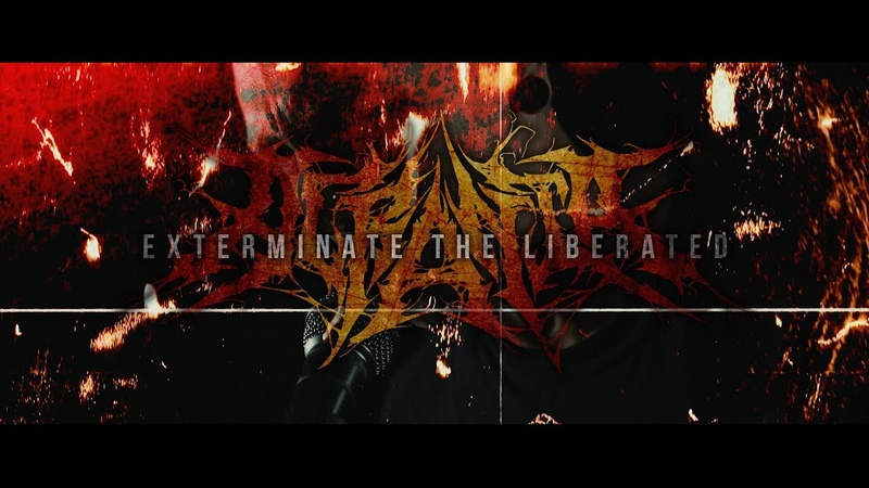 ACRANIA - EXTERMINATE THE LIBERATED [OFFICIAL MUSIC VIDEO] (2018) SW EXCLUSIVE
