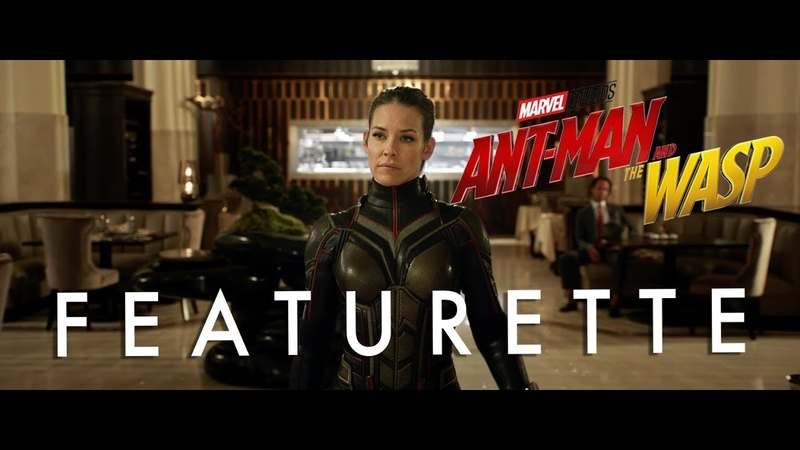 """Marvel Studios' Ant-Man and The Wasp 