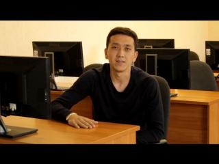 Абдураззаков Шахзод. Студент года-2018 (Узбекистан)