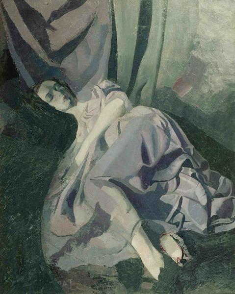 Edwin Walter Dickinson (1891 - 1978) — американский художник. Родился и вырос в Seneca Falls. Смерть матери, самоубийство старшего брата , повторная женитьба отца оказали влияние на дальнейшую
