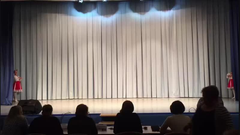 выступление в управе Солнцева
