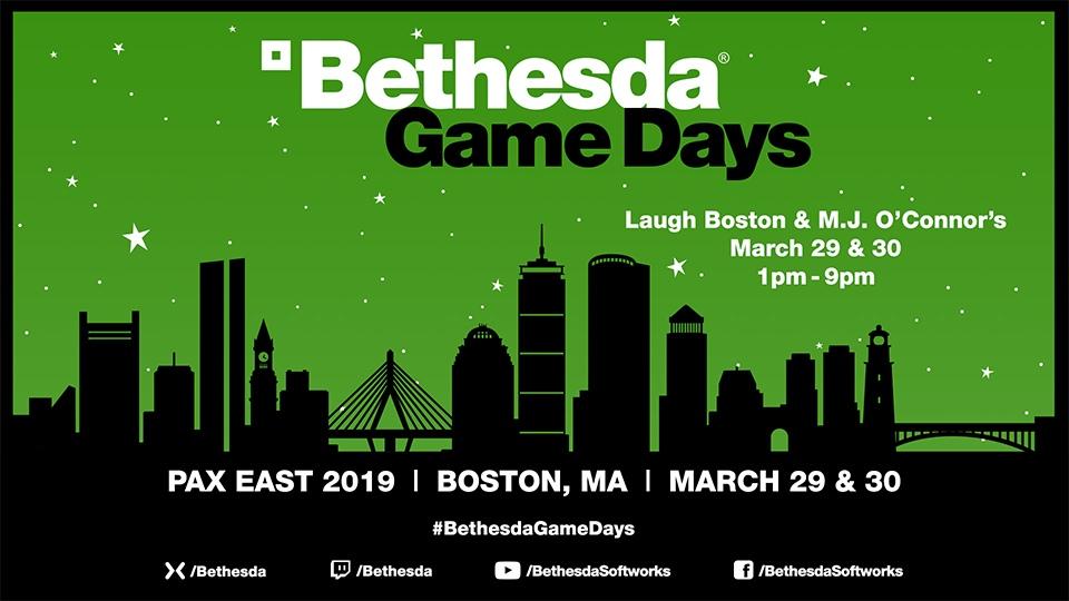 PAX East 2019 29 - 30 марта