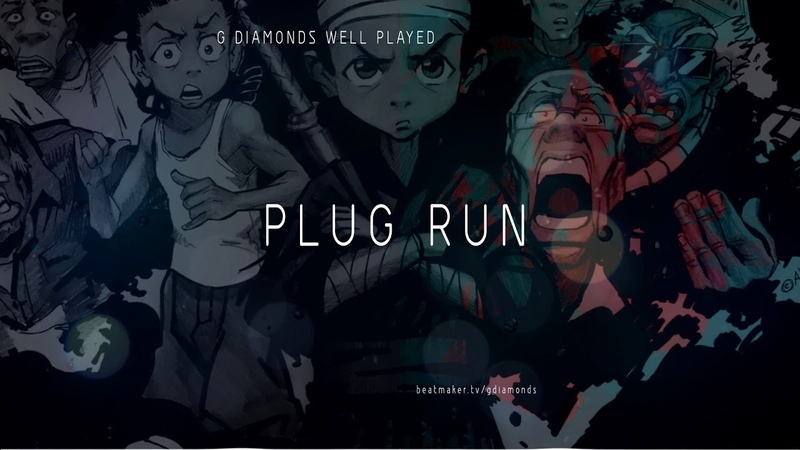 G Diamonds Well Played Plug Run Pouya x Lil Pump type beat