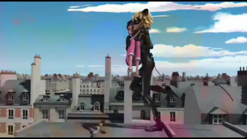 {W♣N} Marinette × Adrian / Lady Bug × Chat Noir / Chat Noir Marinette / Lady Bug × Adrian