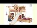 Дизайн маленькой детской комнаты. Идеи для детской