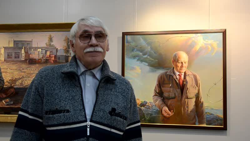 Александр Шадрин. Приглашение на выставку.