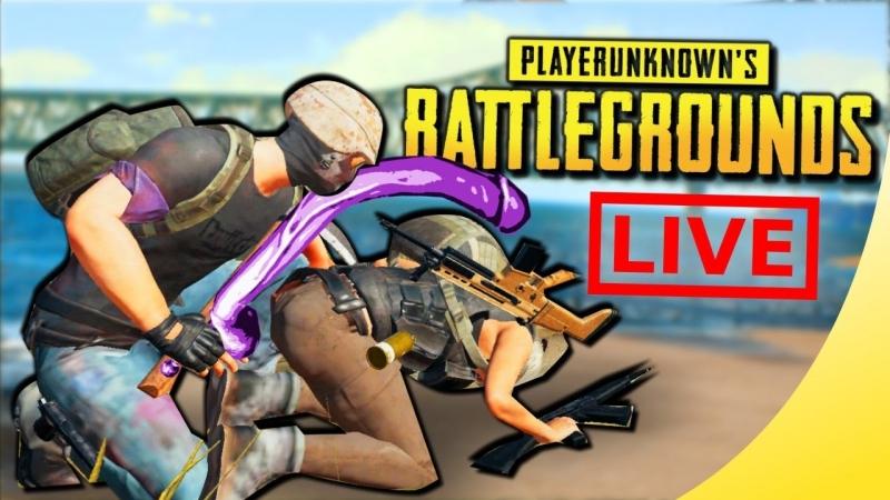 🔫 PlayerUnknown's Battlegrounds 🔫 Live Stream 105 👺 САСУКЕ 👺