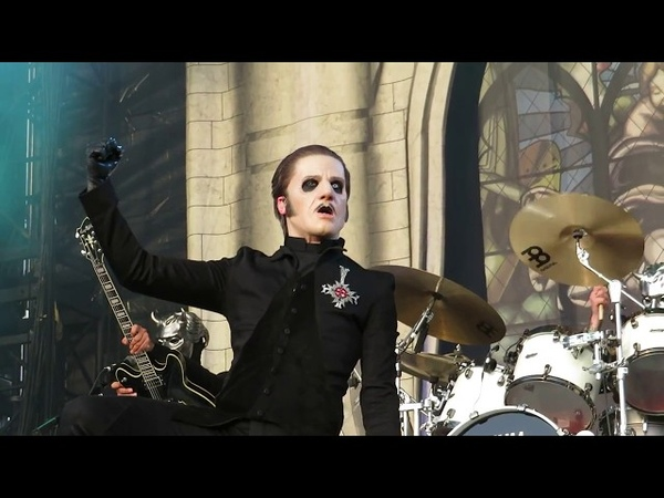 GHOST ❌ - ASHES RATS ♪ @ DOWNLOAD FESTIVAL 2018 IN PARIS 2018.06.15 by Nowayfarer 🎸 FULL ᴴᴰ