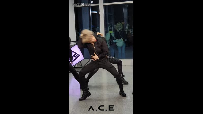 SHOW | 21.05.19 | A.C.E - UNDER COVER @ tbs Fact iN Star (Byeongkwan focus)