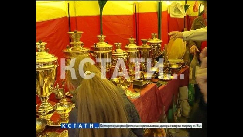 Семенов стал столицей хэнд-мейда