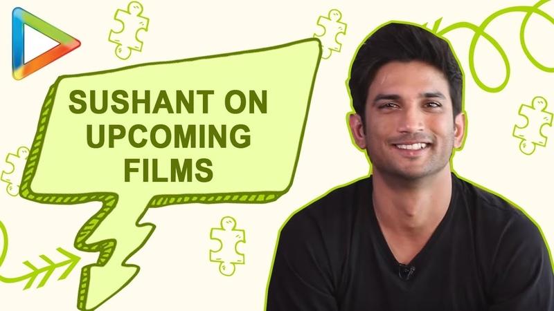 "Sushant Singh Rajput Sonchiriya is the MOST DIFFERENT experience I've ever had"" Kedarnath"
