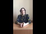 Песни нашей Победы. Мария Булдакова. Ведущая новостей