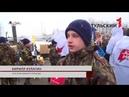 На юных тульских лыжников с гранатами «напали враги»