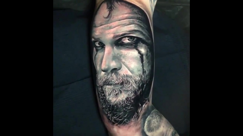 Lena Art - One more Session on this Viking Sleeve