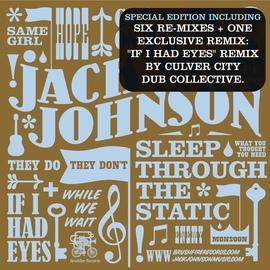 Jack Johnson альбом Sleep Through The Static: Remixed