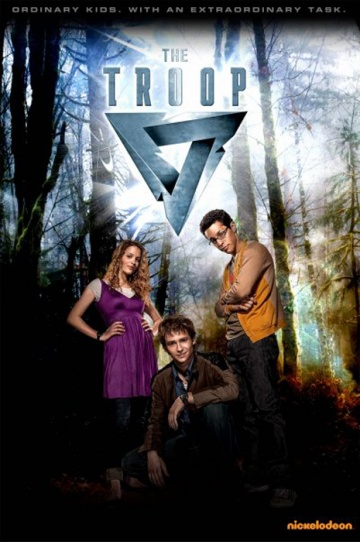Секретный отряд (сериал 2009 – 2011) The Troop   смотреть онлайн