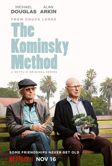 Метод Комински (сериал 2018 – ...) The Kominsky Method  смотреть онлайн