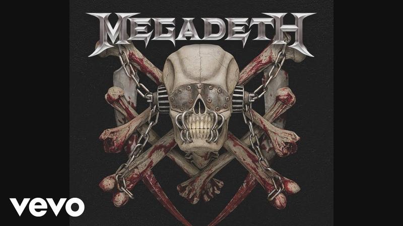 Megadeth - The Skull Beneath the Skin (Audio)