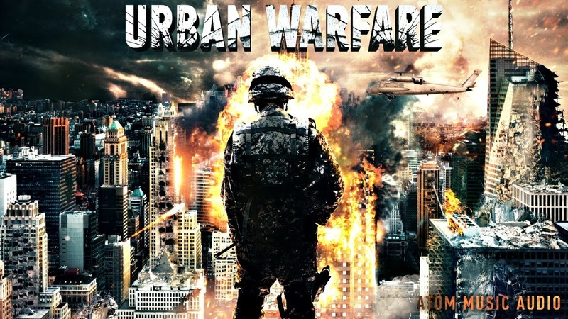 Atom Music Audio - Urban Warfare: Action Sci-Fi Epic Tracks (2018) | Full Album Interactive