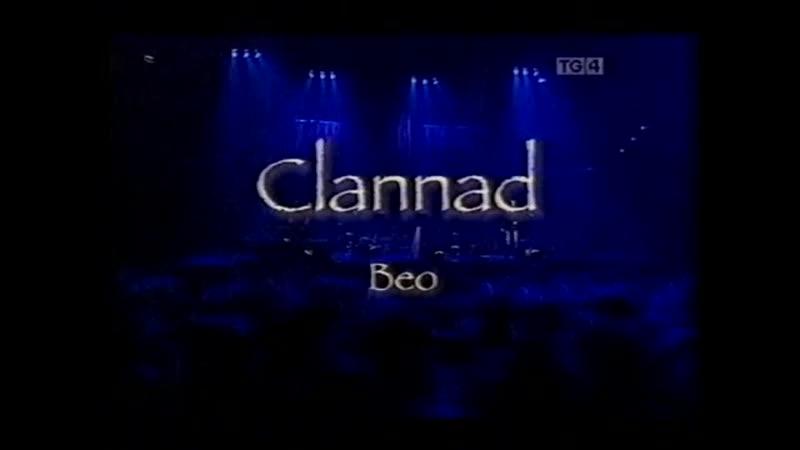 CLANNAD Beo Glasgow 2007 фрагмент концерта