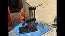 Let's go to make a little drill press stand How to build DIY Hagamos un pedestal para taladro