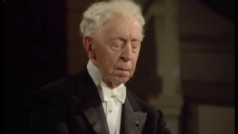 Brahms - Intermezzo Op.117, No. 2   Arthur Rubinstein [HD]