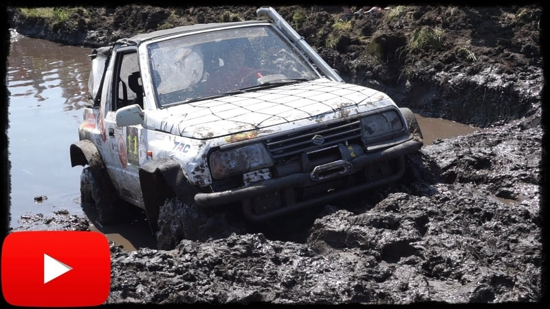 ► Suzuki Vitara СТОК vs 2-х мостовой КОРЧ