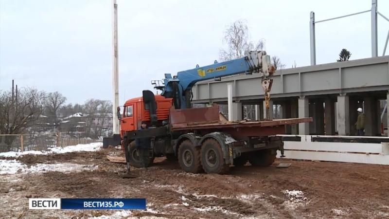 Более 1,5 млрд рублей направят на развитие Вытегорского района