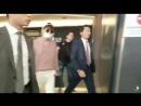 2018 07 20 Ючон в аэропорту в Тайване