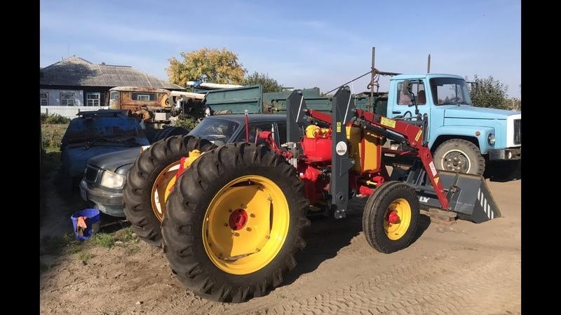 КОСМИЧЕСКИЙ трактор Т25 КОЛДОВСТВО продолжается
