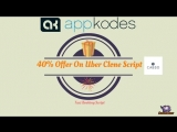 Taxi Booking Script Cabso Now Comes With 40 OFFER