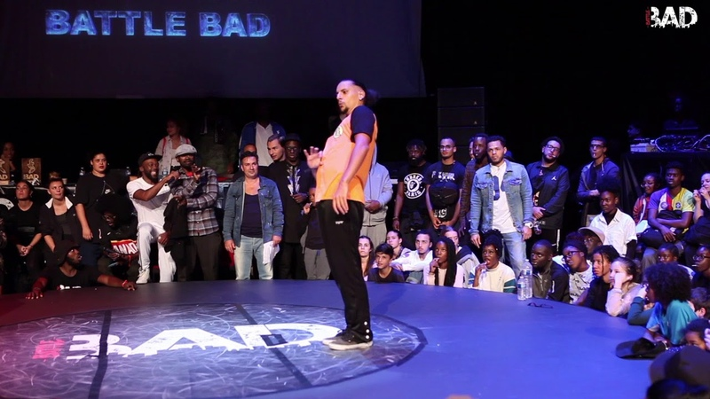 SAMSAM vs RICHARD POP - ONE SHOT CALL OUT - Battle BAD 2018   Danceproject.info
