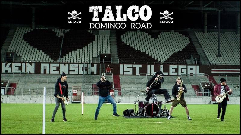 Talco - Domingo Road - Official Videoclip HD