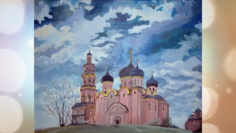 Художник Лилия Юдина (город Салават, проект «Любимые художники Башкирии»)