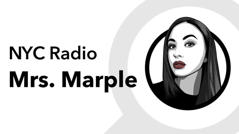 Mrs. Marple | LIVE: «Эфир на радио в Нью-Йорке»