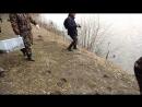 Участники рыболовного клуба Мандарин готовятся к зарыблению реки Рожай Верхней Сосновки