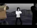 танец Слендермена Джеффа Убийцы Бена Утопленика Тики Тоби Безглазый Джек