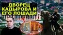 Дворец Кадырова и его прибыльные лошади. НовостиСВЕРХДЕРЖАВЫ