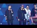 [4K] 180318 엑소 ElyXiOn in Bangkok - Angel 너의 세상으로 Ending - Baekhyun 백현 Focus Fancam 직캠