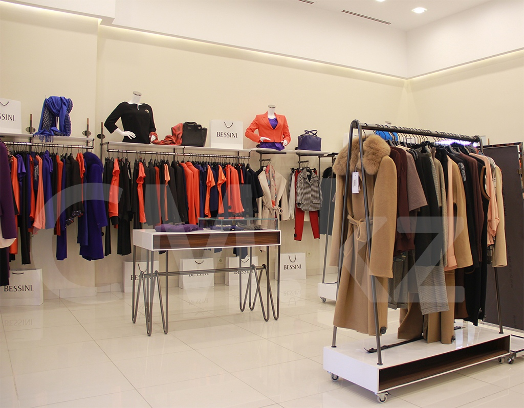 Проектирование бутик под ключ Алматы